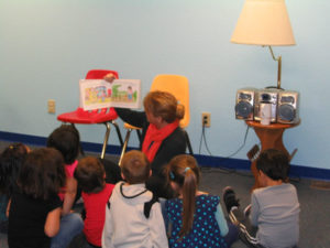Storytime @ Land O Lakes Public Library