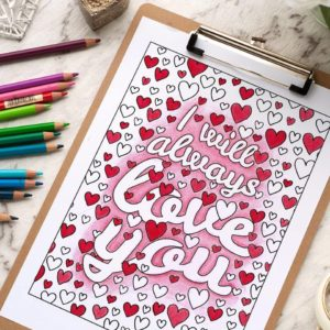 Coloring Club @ Land O Lakes Public Library