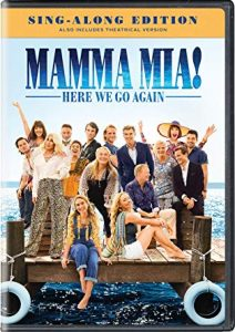 "Movie ""Mamma Mia Here We Go Again"" @ Land O Lakes Public Library"